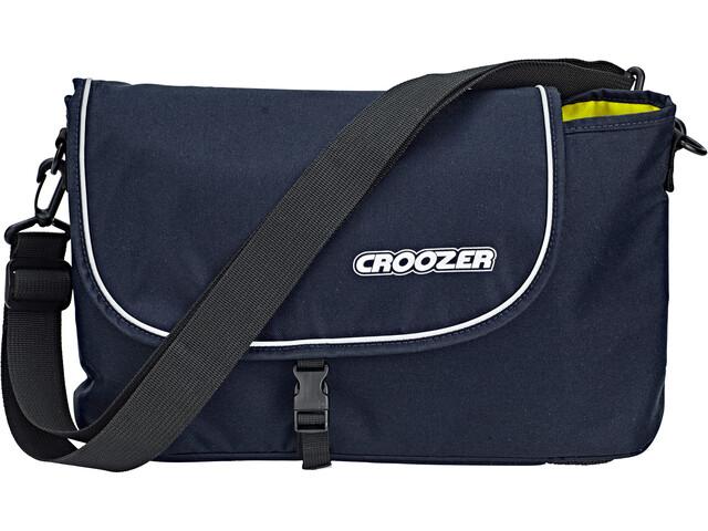 Croozer Sacoche de poignée - pour tous les modèles Kid Plus / Kid vert/bleu